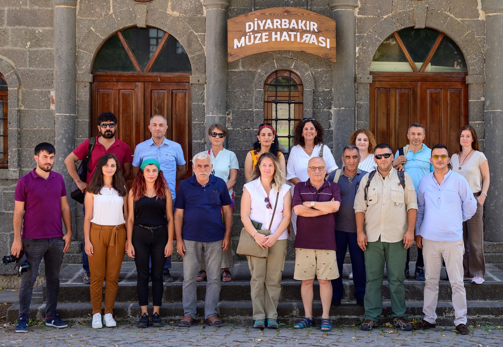 Archaeology Reporting Workshop for Journalists came to Diyarbakır