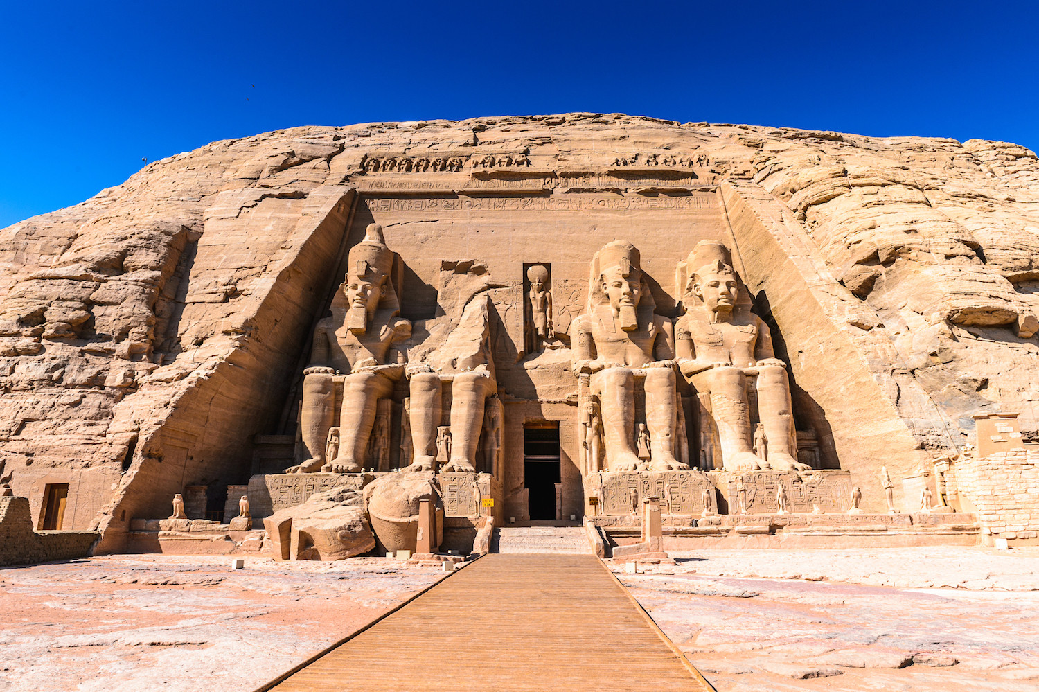 A salvage operation that inspired the world: Abu Simbel and the World Heritage